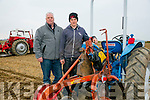 ARDFERT PLOUGHING MATCH on Dominic O Flaherty, Banna Land on Sunday were Shane and James Godley, Ballymacelligott.