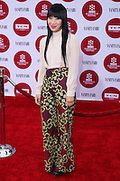 "HOLLYWOOD, LOS ANGELES, CA, USA - APRIL 10: Vivian Bang at the 2014 TCM Classic Film Festival - Opening Night Gala Screening of ""Oklahoma!"" held at TCL Chinese Theatre on April 10, 2014 in Hollywood, Los Angeles, California, United States. (Photo by David Acosta/Celebrity Monitor)"