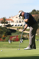 02/18/12 Pacific Palisades, CA:  Carl Petterson during the third round of the Northern Trust Open held at the Riviera Country Club