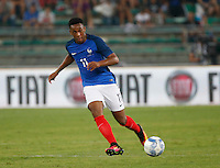 Anthony Martial  during the  friendly  soccer match,between Italy  and  France   at  the San  Nicola   stadium in Bari Italy , September 02, 2016<br /> <br /> amichevole di calcio tra le nazionali di Italia e Francia