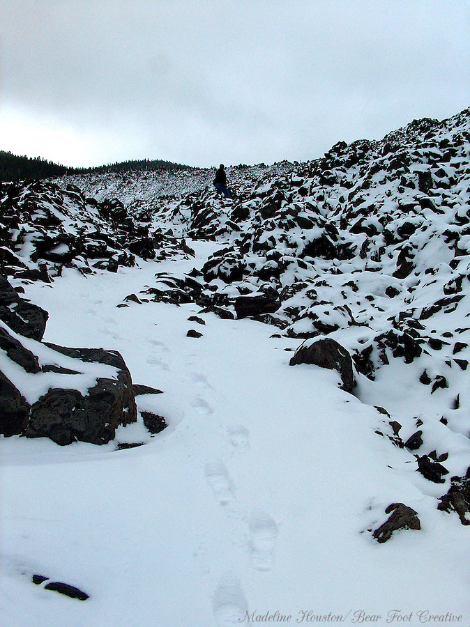 Newberry National Volcanic Monument, Oregon, USA