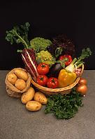 Verdure. Vegetables..