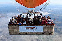 20150929 September 29 Hot Air Balloon Gold Coast