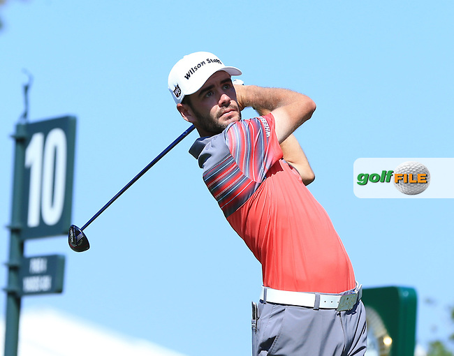 Troy Merritt (USA) during the First Round of The Players, TPC Sawgrass,   Florida, USA. 12/05/2016.<br /> Picture: Golffile | Mark Davison<br /> <br /> <br /> All photo usage must carry mandatory copyright credit (&copy; Golffile | Mark Davison)