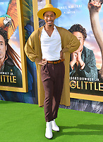 "LOS ANGELES, USA. January 11, 2020: Kalen Allen at the premiere of ""Dolittle"" at the Regency Village Theatre.<br /> Picture: Paul Smith/Featureflash"