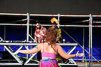 São Paulo,SP 07/006/2014 -SPFunFest - Djs Venga Venga- Durante apresentação para um público de 100 pessoas. Na Cidade Universitária-Região Oeste de São Paulo neste Sábado,07<br /> (foto:Kevin David/Brazil Photo Press