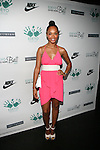 Model Susan Gossage Attends Unik Ernest's Edeyo Gives Hope Ball Held at the Highline Ballroom, NY