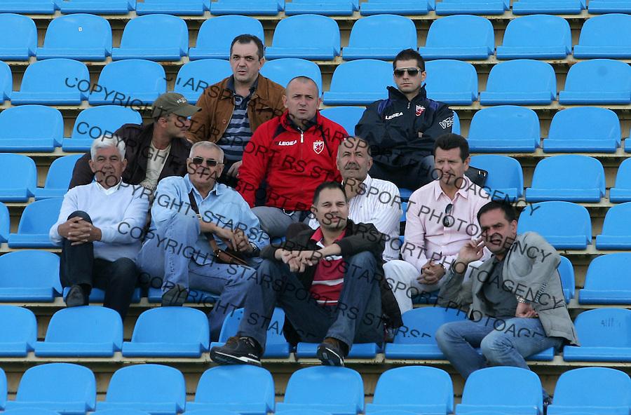 Fudbal UEFA Europa League season 2012-2013.Naftan Vs. Crvena Zvezda.Practice session.Vladan Lukic center Goran Negic.Vitebsk, 18.07.2012..foto: Srdjan Stevanovic/Starsportphoto ©