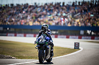 MAVERICK VINALES - SPANISH - MONSTER ENERGY YAMAHA MotoGP - YAMAHA<br /> Assen 29/06/2019  <br /> Moto Gp Paesi Bassi Olanda 2019 <br /> Foto Vincent Guignet / Panoramic / Insidefoto