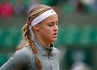 France, Paris, 28.05.2014. Tennis, French Open, Roland Garros, Anna Schmiedlova (SVK)<br /> Photo:Tennisimages/Henk Koster