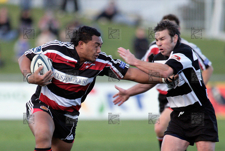 Sekope Kepu. Hawkes Bay vs Counties Manukau played at McLean Park, Napier on 13th of August 2006.