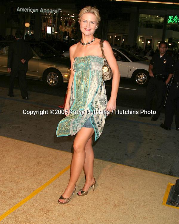 Josie Davis.Sarhara Premiere.Grauman's Chinese Theater.Los Angeles, CA.April 4, 2005.@Kathy Hutchins / Hutchins Photo.