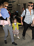 June 22nd 2012 <br /> <br /> Nicole Kidman with her family arriving at LAX  Los Angeles airport Friday morning .<br /> Keith Urban &amp; children Faith Margaret &amp;  Sunday Rose <br /> <br /> <br /> AbilityFilms@yahoo.com<br /> 805-427-3519<br /> www.AbilityFilms.com