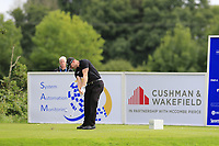 Scott Henry (SCO) tees off the 4th tee during Sunday's Final Round of the Northern Ireland Open 2018 presented by Modest Golf held at Galgorm Castle Golf Club, Ballymena, Northern Ireland. 19th August 2018.<br /> Picture: Eoin Clarke | Golffile<br /> <br /> <br /> All photos usage must carry mandatory copyright credit (&copy; Golffile | Eoin Clarke)