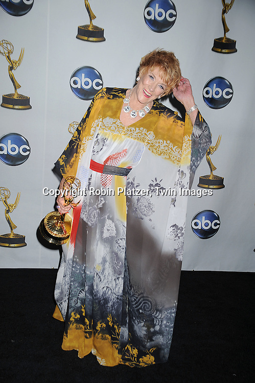 Jeanne Cooper, winner of Outstanding Actress in a Drama Series in Etro dress..at The 35th Annual Daytime Entertainment Emmy Awards at The Kodak Theatre on June 20, 2008 in Hollywood California.....Robin Platzer, Twin Images