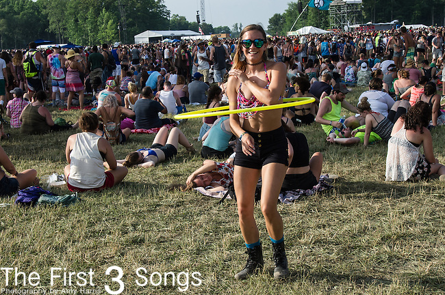 Scenes from the Firefly Music Festival in Dover, Delaware.