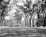 Frederick Stone negative. Waterbury, CT., Green 1922. Elton to Lewis Bldg.