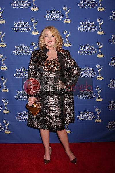 LOS ANGELES - JUN 20:  Melody Thomas Scott at the 2014 Creative Daytime Emmy Awards at the The Westin Bonaventure on June 20, 2014 in Los Angeles, CA