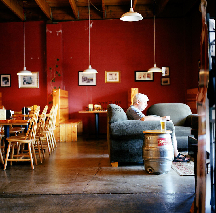 The Fearless Brewing Company in downtown Estacada, Oregon
