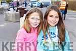 Emelia Ryan and Hannah Walsh at the Wild Mind Festival on Sunday