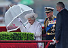 """04.06.2012, London : DUKE OF EDINBURGH HOSPITALISED.Picture shows: Prince Phillip with The Queen as he departed the River Pageant late yesterday evening..HRH The Duke of Edinburgh was taken to King Edward VII Hospital in London this afternoon, from Windsor Castle, as a precautionary measure after developing a bladder infection, which is being accessed and treated..Prince Philip will remain in hospital under observation for a few days..Mandatory credit photo: ©NEWSPIX INTERNATIONAL..(Failure to credit will incur a surcharge of 100% of reproduction fees)..                **ALL FEES PAYABLE TO: """"NEWSPIX INTERNATIONAL""""**..IMMEDIATE CONFIRMATION OF USAGE REQUIRED:.DiasImages, 31a Chinnery Hill, Bishop's Stortford, ENGLAND CM23 3PS.Tel:+441279 324672  ; Fax: +441279656877.Mobile:  07775681153.e-mail: info@newspixinternational.co.uk"""