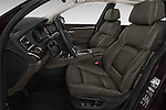 Front seat view of 2016 BMW 5 Series 535i Gran Turismo Luxury Line 5 Door Hatchback Front Seat  car photos