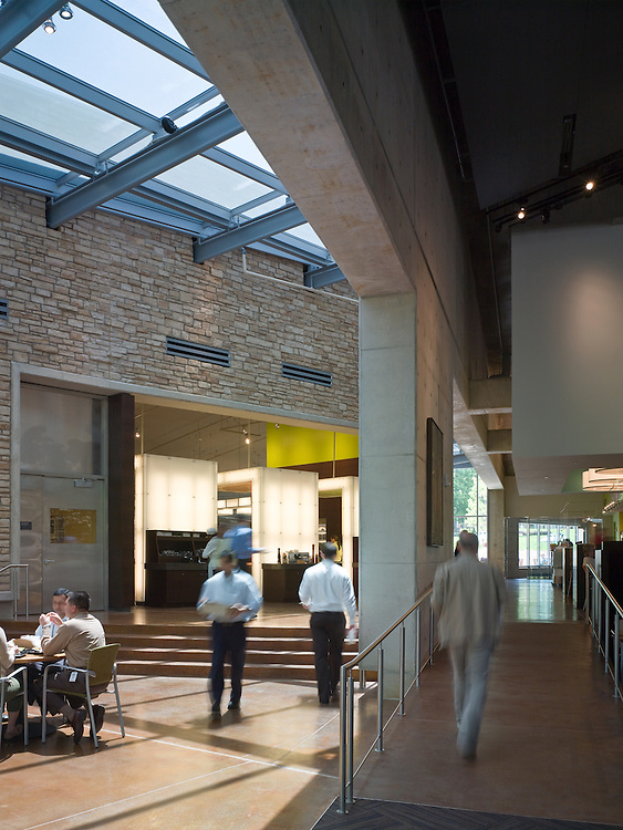 Becton Dickinson Corporate Dining Facility   Hillier