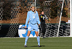 07 December 2008: North Carolina's Kristi Eveland. The University of North Carolina Tar Heels defeated the Notre Dame Fighting Irish 2-1 at WakeMed Soccer Park in Cary, NC in the championship game of the 2008 NCAA Division I Women's College Cup.