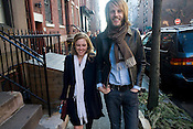 Alt-Country music star, Tift Merritt, who came of age as a musician playing shows in small clubs in Chapel Hill and Raleigh, now lives in a small apartment in Greenwich Village, the celebrated bohemian neighborhood in Manhattan.  Merritt lives there with her lover Zeke Hitchins, who has been the bands drummer since day one.   The couple takes a Sunday afternoon stroll down to the Christopher street pier, a short walk from their apartment.  They will end their stroll at the White Horse Tavern (where Dylan Thomas drank himself to death), a pub across the street from where they live to watch the North Carolina Tarheals beat FSU in a game of basketball.