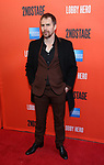 """Sam Rockwell attending the Broadway Opening Night Performance of  """"Lobby Hero"""" at The Hayes Theatre on March 26, 2018 in New York City."""