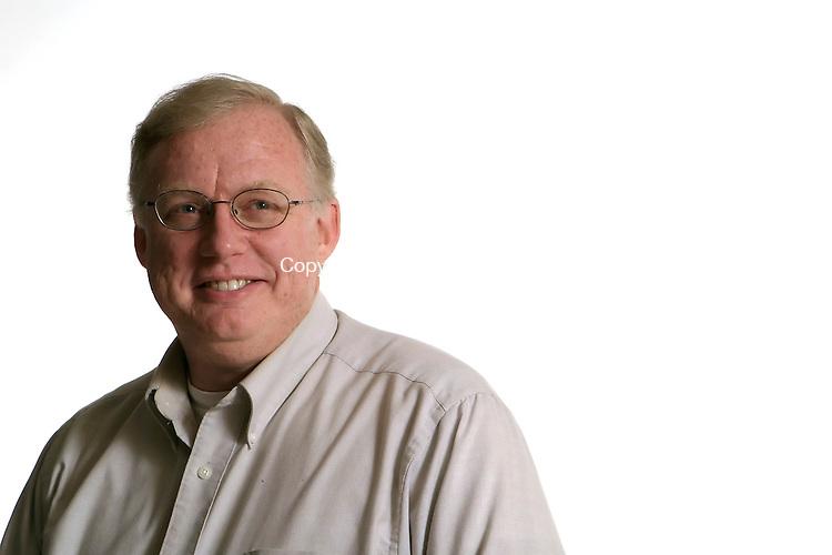 WATERBURY, CT - 12 OCTOBER 2005 -101205JS04 Bill O'Brien   --Jim Shannon / Republican-American-- are CQ