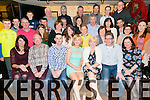 Lisa Poff from Killorglin celebrated her 30th birthday surrounded by family and friends in the Murphys Bar, Killarney last Saturday night.
