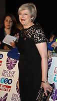 Rt Hon Theresa May at the Pride Of Britain Awards held at Grosvenor House, Park Lane, London, UK on the 30th October 2017<br /> CAP/ROS<br /> &copy;ROS/Capital Pictures /MediaPunch ***NORTH AND SOUTH AMERICAS ONLY***
