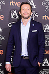 Director Salvador Calvo attends to the 2017 Goya Awards Candidates Cocktail at Ritz Hotel in Madrid, Spain. January 12, 2017. (ALTERPHOTOS/BorjaB.Hojas)