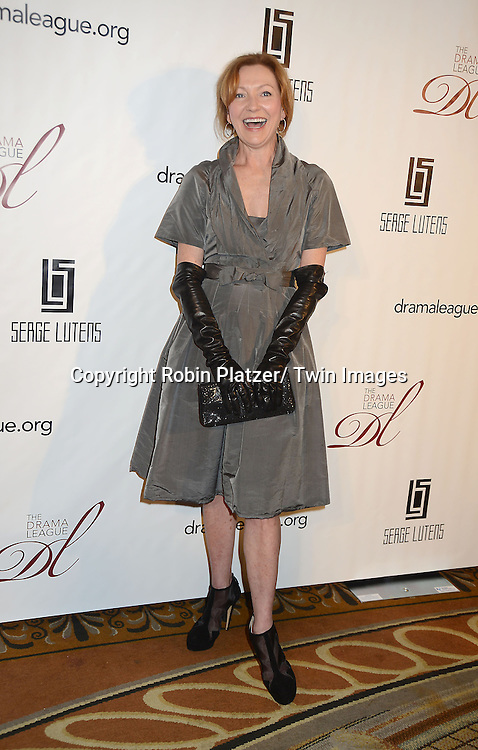 Julie White attends the 29th Annual Drama League Gala Musical Celebration of Broadway honoring Audra McDonald on February 11, 2013 at the Pierre Hotel in New York City.