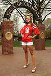 Photo by Kevin Bain.  Mary Brandon Norman, Miss University 2008