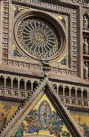Dom von Ovieto, 13.-17.Jh., Umbrien, Italien