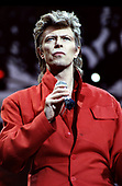 Jun 19, 1987: DAVID BOWIE - Wembley Stadium London