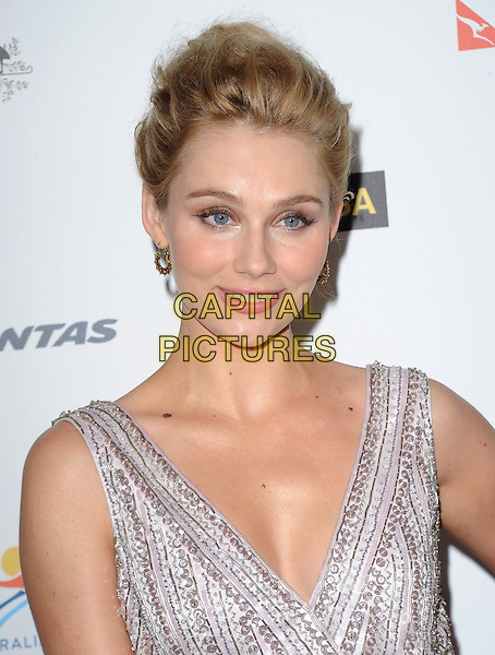 Clare Bowen  attends The G'Day USA Black Tie Gala held at  JW Marriot at LA Live in Los Angeles, California on January 11,2014                                                                                <br /> CAP/DVS<br /> &copy;Debbie VanStory/Capital Pictures