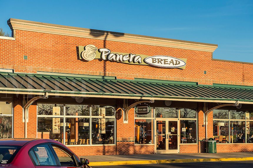 Panera Bread restaurant chain.