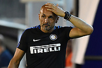 Luciano Spalletti coach Inter <br /> San Benedetto del Tronto 06-08-2017 <br /> Football Friendly Match  <br /> Inter - Villarreal Foto Andrea Staccioli Insidefoto