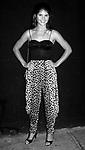 Lori Loughlin in New York City. September 1981.