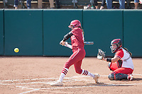 Stanford, CA; April, 2019 Softball, Stanford vs Utah