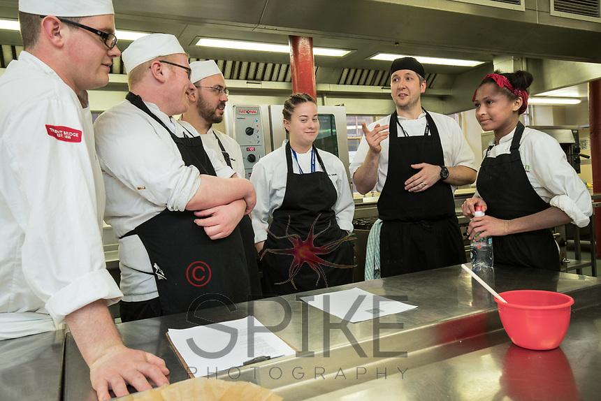 Head Chef Jim Tippett explains the plan