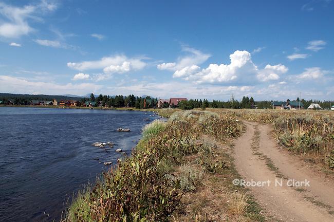 Henry Fork at Last Chance, Idaho