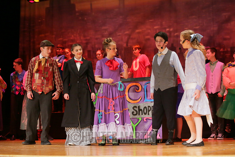 WMS Production of Mary Poppins Jr.