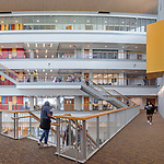 Morgan State University Martin D Jenkins Hall
