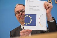 2019/04/16 Politik | Europawahl | Bundeswahlleiter | Georg Thiel