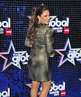 Kelly Brook at the Global Awards 2019, Hammersmith Apollo (Eventim Apollo), Queen Caroline Street, London, England, UK, on Thursday 07th March 2019.<br /> CAP/CAN<br /> &copy;CAN/Capital Pictures