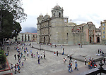 Oaxaca is one of the 31 states which, along with the Federal District, make up the 32 federative entities of Mexico.  Its capital city is Oaxaca de Ju&aacute;rez. Oaxaca is located in Southwestern Mexico. <br /> Photo by Deirdre Hamill/Quest Imagery